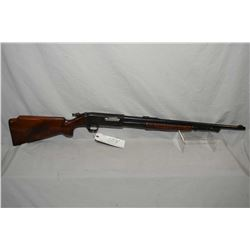 "Remington Model 14 .30 Rem Cal Tube Fed Pump Action Rifle w/ 22"" barrel [ reblued finish, barrel sig"