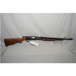 "Remington Model 141 The Gamemaster .35 Rem Cal Tube Fed Pump Action Rifle w/ 24"" round barrel [ blue"