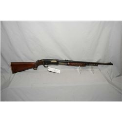 "Remington Model The Gamemaster .32 Rem Cal Tube Fed Pump Action Rifle w/ 24"" round barrel [ blued fi"