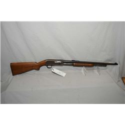 "Remington Model 141 .35 Rem Cal Tube Fed Pump Action Rifle w/ 22"" bbl [ fading blue finish, more in"