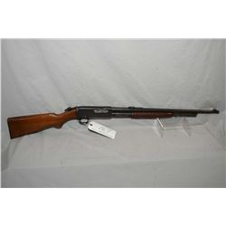 "Remington Model 14 .25 Rem Cal Tube Fed Pump Action Rifle w/ 22"" bbl [ fading blue finish, more in c"