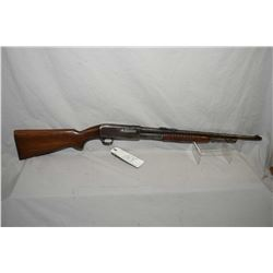 "Remington Model 14 .30 Rem Cal Tube Fed Pump Action Rifle w/ 22"" bbl [ fading blue finish more in ca"
