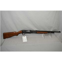 "Remington Model 14 .32 Rem Cal Tube Fed Pump Action Rifle w/ 22"" bbl [ blued finish, starting to fad"