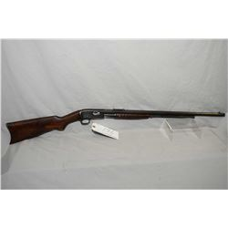 "Remington Model 12 - B Gallery Special .22 Short ONLY Cal Tube Fed Pump Action Rifle w/ 24"" octagon"