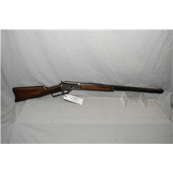 "Marlin Model 1894 .32 Win Cal Lever Action Rifle w/ 24"" round bbl full mag [ fading blue finish, rec"