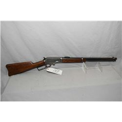 "Marlin Model 93 .32 Spec Cal Lever Action Carbine w/ 20"" bbl [ blued finish, starting to fade, Carbi"