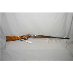 "Savage Model 1899 .303 Savage Cal Lever Action Rifle w/ 26"" part octagon part round barrel [ fading"