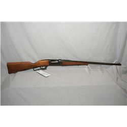 "Savage Model 1899 Take Down .300 Savage Cal Lever Action Rifle w/ 26"" round bbl [ fading blue finish"