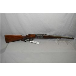 "Savage Model 1899 .303 Savage Cal Lever Action Saddle Ring Carbine w/ 20"" bbl [ fading blue finish,"