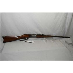 "Savage Model 1899 .303 Savage Cal Lever Action Rifle w/ 26"" round bbl [ fading blue finish, more in"