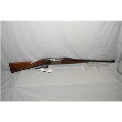 "Savage Model 99 .30 - 30 Cal Lever Action Rifle w/ 24"" round bbl [ blued finish, good on barrel, and"