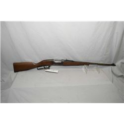"Savage Model 1899 .303 Savage Cal Lever Action Rifle w/ 24"" round bbl [ patchy fading blue finish, w"
