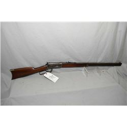 "Winchester Model 1894 .32 - 40 Cal Lever Action Rifle w/ 26"" round barrel full mag [ fading blue fin"