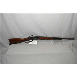 "Winchester Model 1894 .32 Win Spec Cal Rebarreled from .38/ 55 Cal Lever Action Rifle w/ 24"" round b"