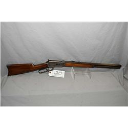 "Winchester Model 1894 .32 - 40 Cal Lever Action Rifle w/ barrel and mag tube shortend to 21"" [ fadin"