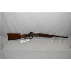 "Winchester Model 1894 .38 - 55 Cal Saddle Ring Carbine w/ 19"" bbl [ blued finish, starting to fade,"