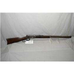 "Winchester Model 1894 .32 - 40 Cal Lever Action Rifle w/ 26"" octagon barrel full mag [ faded patchy"