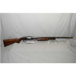 "Winchester Model 12 .12 Ga 3"" Pump Action Shotgun w/ 30"" bbl [ blued finish starting to fade more in"