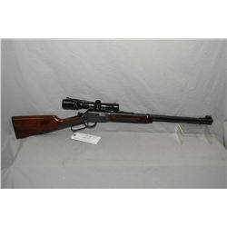 "Winchester Model 9422 M XTR .22 Magnum Cal Tube Fed Lever Action Rifle w/ 20"" bbl [ appears v - good"