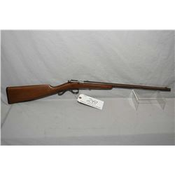 "Winchester Model 1902 .22 Short & Long ONLY Cal SIngle Shot Bolt Action Rifle w/ 18"" bbl [ blued fin"