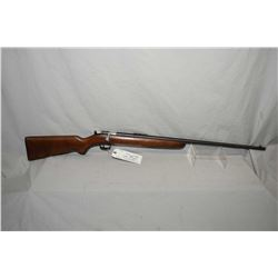 "Winchester Model 67A .22 LR Cal Single Shot Bolt Action Rifle w/ 27"" bbl [ blued finish, barrel sigh"