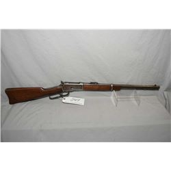 "Winchester Model 92 .25 - 20 WCF Cal Lever Action Saddle Ring Carbine w/ 20 "" round barrel full mag"
