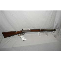 """Winchester Model 94 .32 Win Spec Cal Lever Action Saddle Ring Carbine w/ 20"""" bbl [ fading blue finis"""