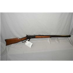 "Winchester Model 1892 .25 - 20 WCF Cal Lever Action Rifle w/ 24"" octagon barrel full mag [ reblued f"