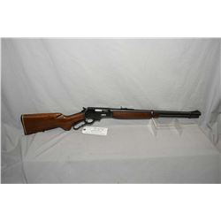 "Marlin Model 336 .30 - 30 Win Cal Lever Action Rifle w/ 20"" bbl [ appears v - good, blued finish, ba"