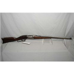 "Savage Model 1899 .300 Savage Cal Lever Action Rifle w/ 26"" round barrel [ fading blue finish with s"