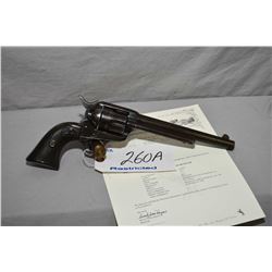 Colt Model 1873 Single Action Army .45 Colt Cal 6 Shot Revolver w/ 191 mm bbl [ all matching numbers