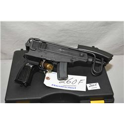 Czech Small Arms Model SA VZ 61 Combat 7.65 MM Cal 10 Shot Commercial Version Pistol w/ 115 mm bbl [