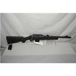 "Mossberg Model MVP Series 5.56 Nato Cal Mag Fed Bolt Action Rifle w/ 18 1/2"" bbl with muzzle break ["