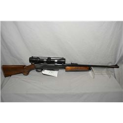 "Remington Model 760 Gamemaster .30 - 06 Sprg Cal Mag Fed Pump Action Rifle w/ 22"" bbl [ blued finish"