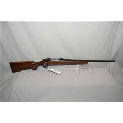 "Remington Model 700 .7 MM Mauser Cal Bolt Action Rifle w/ 22"" bbl [ appears v - good, blued finish,"