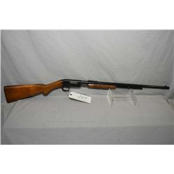 "Browning Model Trombone .22 Long ONLY Cal Tube Fed Pump Action Rifle w/ 22"" bbl [ reblued finish, or"