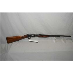 "Remington Model 12 - A .22 LR Cal Tube Fed Pump Action Rifle w/ 22"" round bbl [ blued finish, starti"