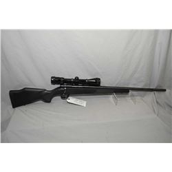 "Weatherby Model Vanguard .243 Win Cal Bolt Action Rifle w/ 24"" bbl [ appears excellent, blued finish"