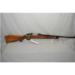 "Husqvarna Model Mauser Action .30 - 06 Sprg Cal Bolt Action Rifle w/ 24"" round bbl [ blued finish, b"