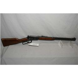 "Winchester Model 94 .30 - 30 Win Cal Lever Action Rifle w/ 20 "" bbl [ blued finish starting to fade"