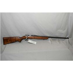 "Winchester Model 69A .22 LR Cal Mag Fed Bolt Action Rifle w/ 25"" bbl [ appears v - good, blued finis"