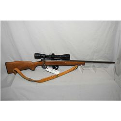 "Remington Model 788 .222 Rem Cal Mag Fed Bolt Action Rifle w/ 24"" bbl [ blued finish, few marks, no"