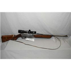 "Remington Model 740 Woodsmaster .30 - 06 Sprg Cal Mag Fed Semi Auto Rifle w/ 22"" bbl [ blued finish,"