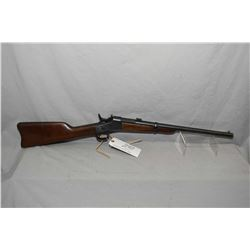 "Remington Model 1879 Argentine Carbine .43 Spanish Cal Saddle Ring Carbine w/ 20 1/2 "" bbl [ reblued"