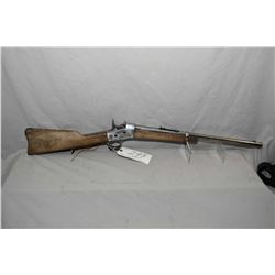"Remington Model No. 1 Rolling Block .38 - 55 Cal ? Single Shot Saddle Ring Carbine w/ 22"" bbl [ reni"