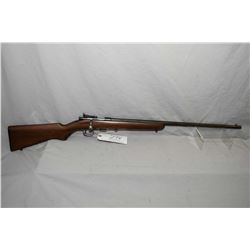 "Winchester Model 69 .22 LR Cal Mag Fed Bolt Action Rifle w/ 25"" bbl [ blued finish starting to fade,"