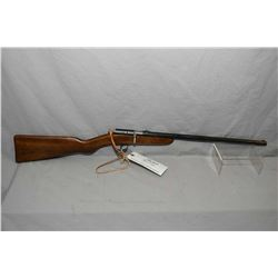 "Cooey Model Rabbit .22 LR Cal Single Shot Boy's Rifle w/ 17"" round bbl [ appears totally refinished,"