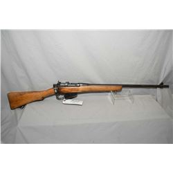 Lee Enfield By Savage Model No 4 Mark I Marked U.S. Property .303 Brit Cal Sporterized Rifle w/ 25 1