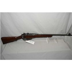 "Lee Enfield Model No 4 MK I * Long Branch Dated 1943 .303 Brit Cal Sporterized Rifle w/ 25 1/4"" bbl"