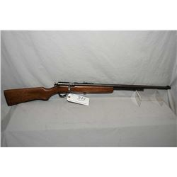 "Cooey Model 60 .22 LR Cal Tube Fed Bolt Action Rifle w/ 24"" bbl [ fading blue finish, some marks, Ma"